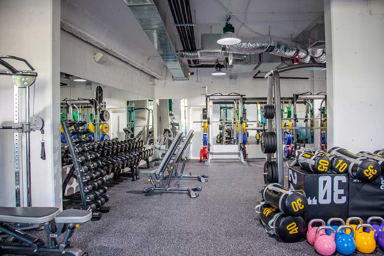 Rushcutters Bay Health Strength Facilities