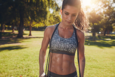 The Best Exercises and Food for 6 pack abs