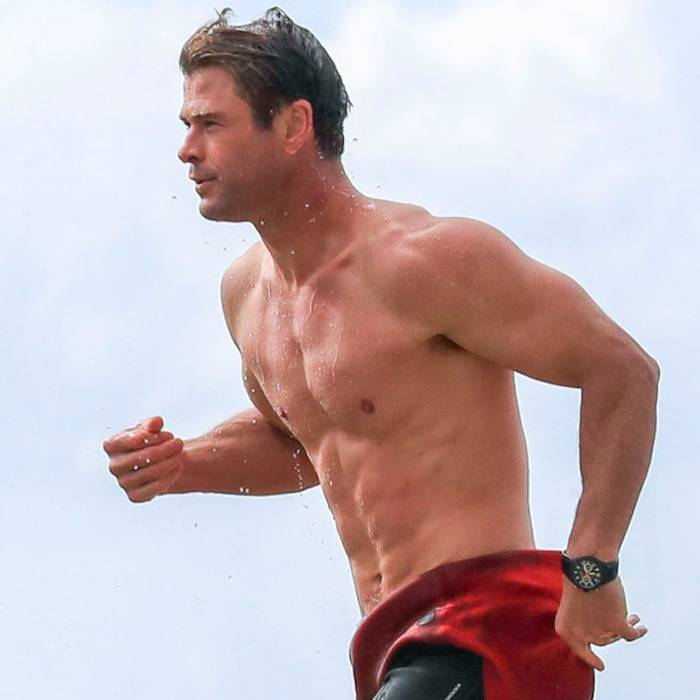 Chris Hemsworth Training Tips