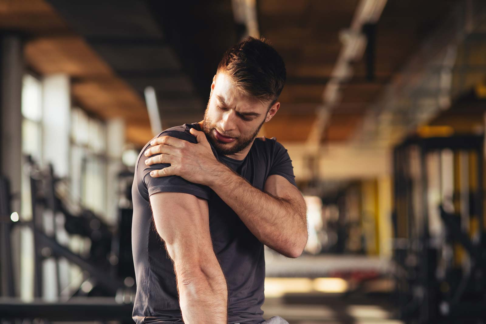 The No.1 cause of Shoulder pain in strength training and how to avoid it.